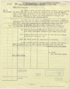 Memo from D. Heron to Colin D.B. Ellis re: Minister's Report to the War Cabinet on Home Grown Cereals for August, 1942